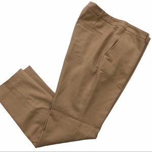Escada Women's Trousers Khaki